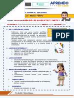 tutoria 1Y 2  SEMANA 18 - copia