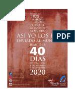 40 Dias de Oracion y Ayuno 2020.pdf