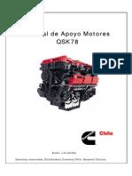 Manual del estudiante QSK78