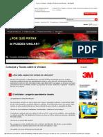 Trucos y consejos _ Vinilado y Proteccion de Vehiculos_ 3M España