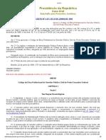Decreto Federal Nº 1.171, De 22 de Junho de 1994