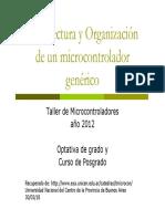 Taller de Microcontroladores