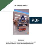 LAS PUNTAS DE GONDOLA