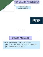 DUGUM_ANALIZI