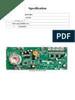 BMS Spec for WL48-100FT16