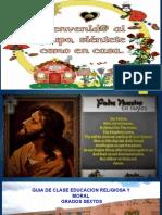CLASE TRANSVERSAL EL ORIGEN DE LA VIDA (1).pptx