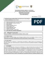 Ficha Bibliográfica neurofeedback