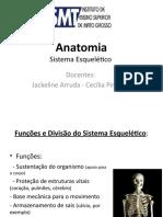Anatomia-SISTEMA ESQUELETICO