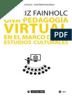 Una pedagogía virtual en el marco de los estudios culturales