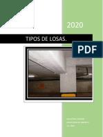 TIPOS DE LOSAS