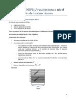 MIPS_repertorio_instrucciones