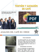 3. TOSTIÓN Y CATACIÓN DE CAFÉ