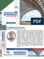 RESISTENCIA DE MATERIALES I Semana 01