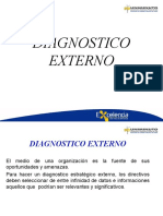 DIAGNOSTICO EXTERNO