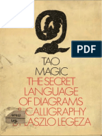 The Secret Lenguage of Tao Calligraphy.pdf