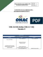 CEA_3_0_02_TRAZABILIDAD_METROLOGICA_V5