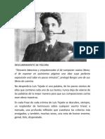 DESCUBRIMIENTO DE PÁCORA