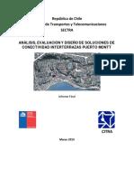Analisis_evaluacion_conectividad_Puerto Montt_Inf_Final