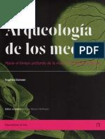 Zielinski,Siegfried Arqueologia de Los Medios
