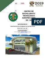 Anteproyecto Gimnasio de Usos   Multiples CBTA No 146 2019 omar.docx