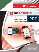Manual Dx Active - Automonitoreo