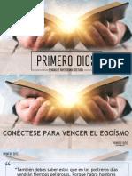 02-CONECTESE PARA VENCER EL EGOISMO