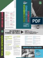 PROCEDIMIENTO CON PERSONAS DETENIDAS CARABINEROS DE CHILE