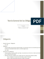 Teoría General de Las Obligaciones v4