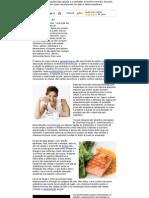 Alimentação equilibrada ajuda a combater envelhecimento da pele _ Minha Vida