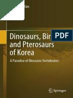 Kim_Dinosaurs, Birds, and Pterosaurs of Korea-2018