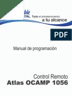 Ctrl Remoto Rec Digital manualAtlasO1056