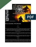 Detonado Alone in the Dark PS1.pdf