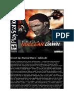 Detonado Covert Ops Nuclear Dawn PS1.pdf