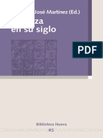 Martinez Francisco Jose - Spinoza En Su Siglo