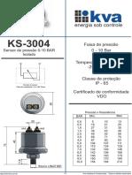 Datasheet - KS3004