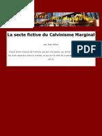 La secte fictive du Calvinisme Marginal.pdf
