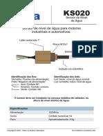Datasheet KS020