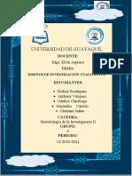 Metodología Criterios de la Investigación Cualitativa