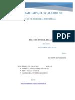PROYECTO DEL PRIMER PARCIAL -GRUPO 10