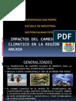 Tema 10 POSIBLES IMPACTOS DEL CAMBIO CLIMATICO EN LA REGION ANCASH.pptx