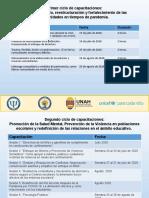 PRESENTACIÓN - Diplomado en competencias de acompañamiento en procesos de ayuda en ambientes educativos