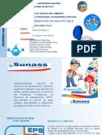 micromedicion AGUA POTABLE
