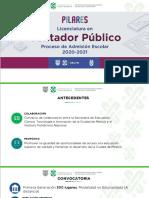 Licenciatura IPN PILARES