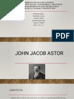 John Jacob Astor (3)