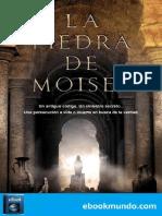 2.- La Piedra de Moisés -James Becker