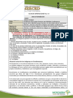 SOCIALES E INGLÉS  GUÍA N°14