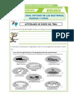 CARTILLA 4TO DE SECUNDARIA BIOLOGIA