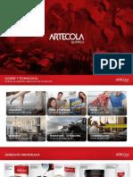 Presentacion artecola P&E