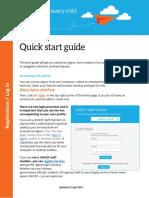 quick start guide V2.0 child