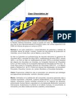CASOS #1- Chocolatinas JET